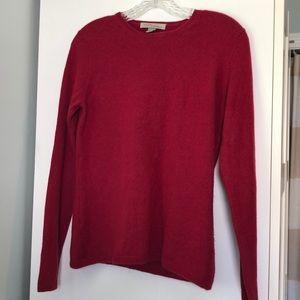 Kinross 100% cashmere sweater